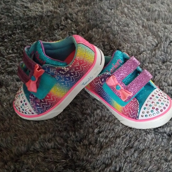 Skechers Other - TWINKLE TOES BY SKECHERS
